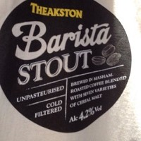 Theakston  Barista Stout