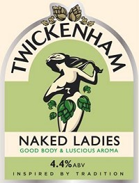 Twickenham Naked Ladies